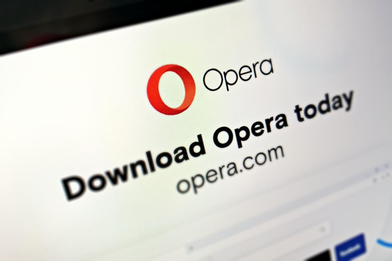 przeglądarka Opera