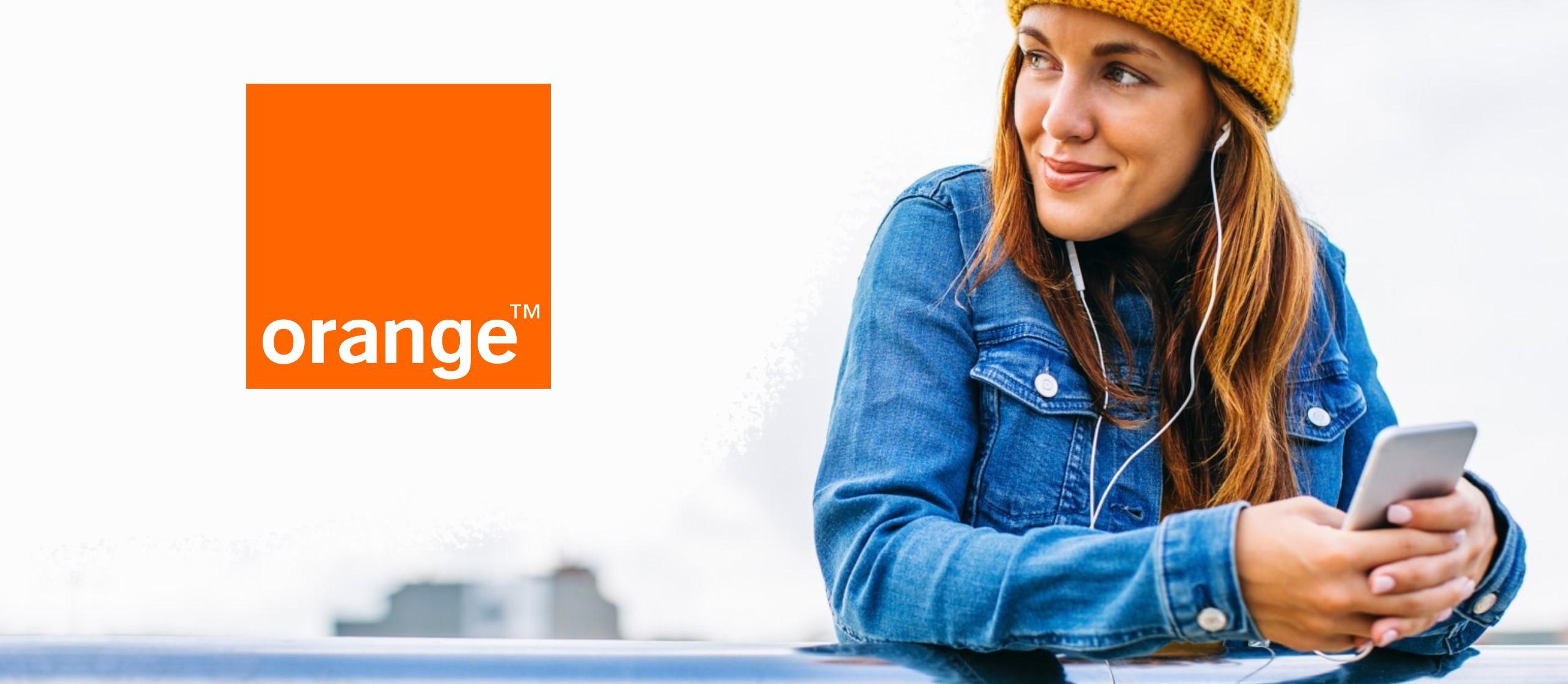 Masz Orange na kartę? Włącz sobie bezpłatny no-limit i 5 GB darmowego internetu