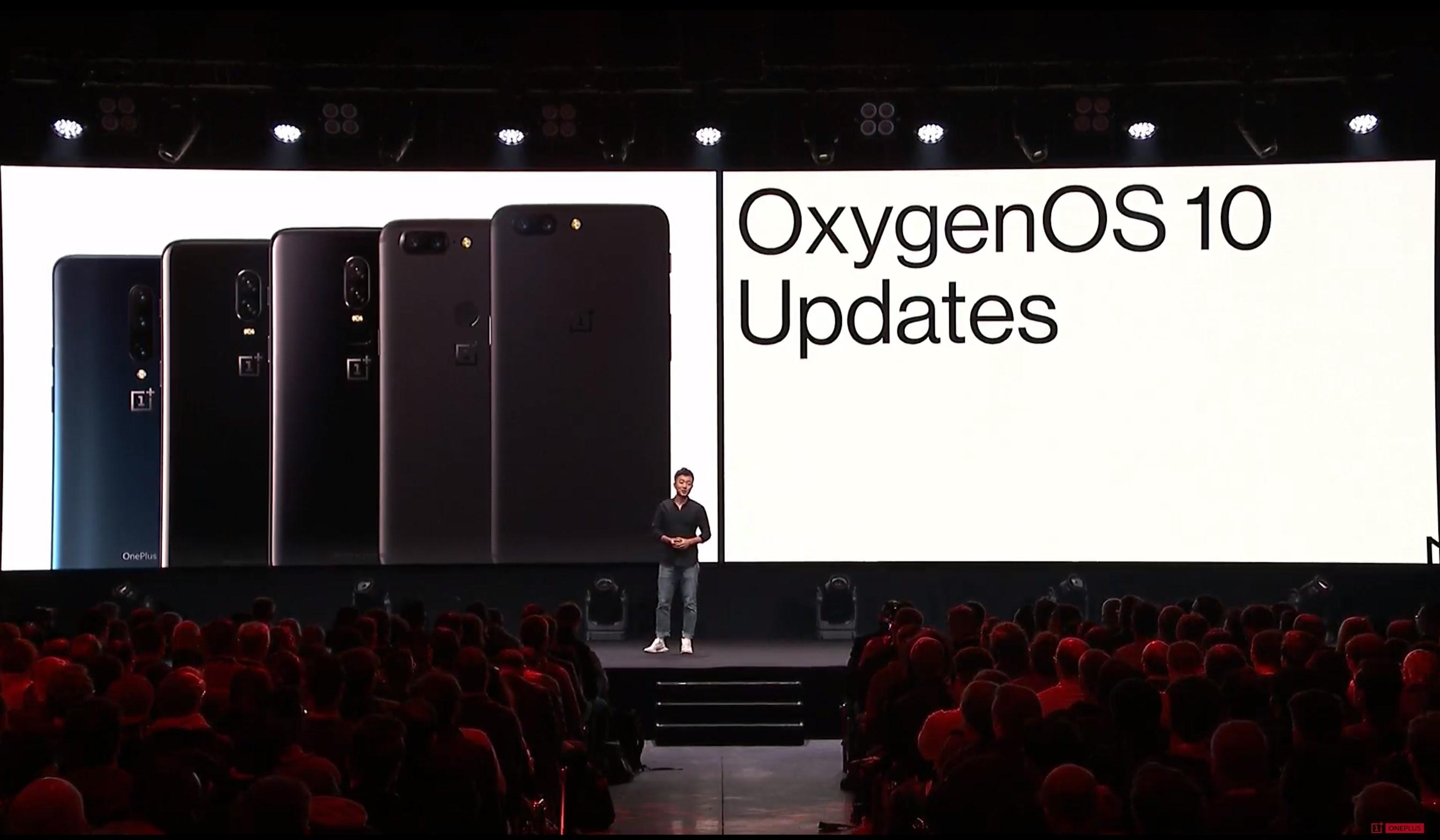 Wow, Androida 10 dostanie też dwuletni OnePlus 5 15