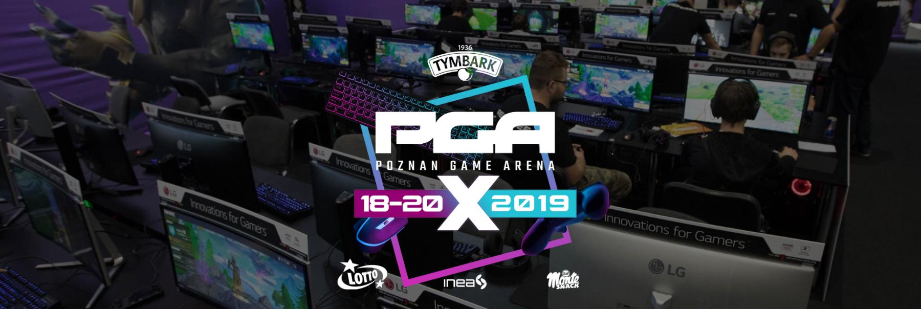 PGA 2019 - co warto zobaczyć na trwających targach Poznań Game Arena?