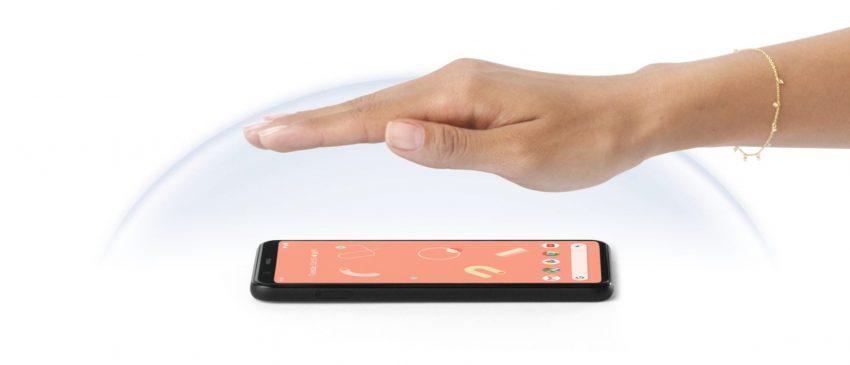 smartfon Google Pixel 4 - Motion Sense