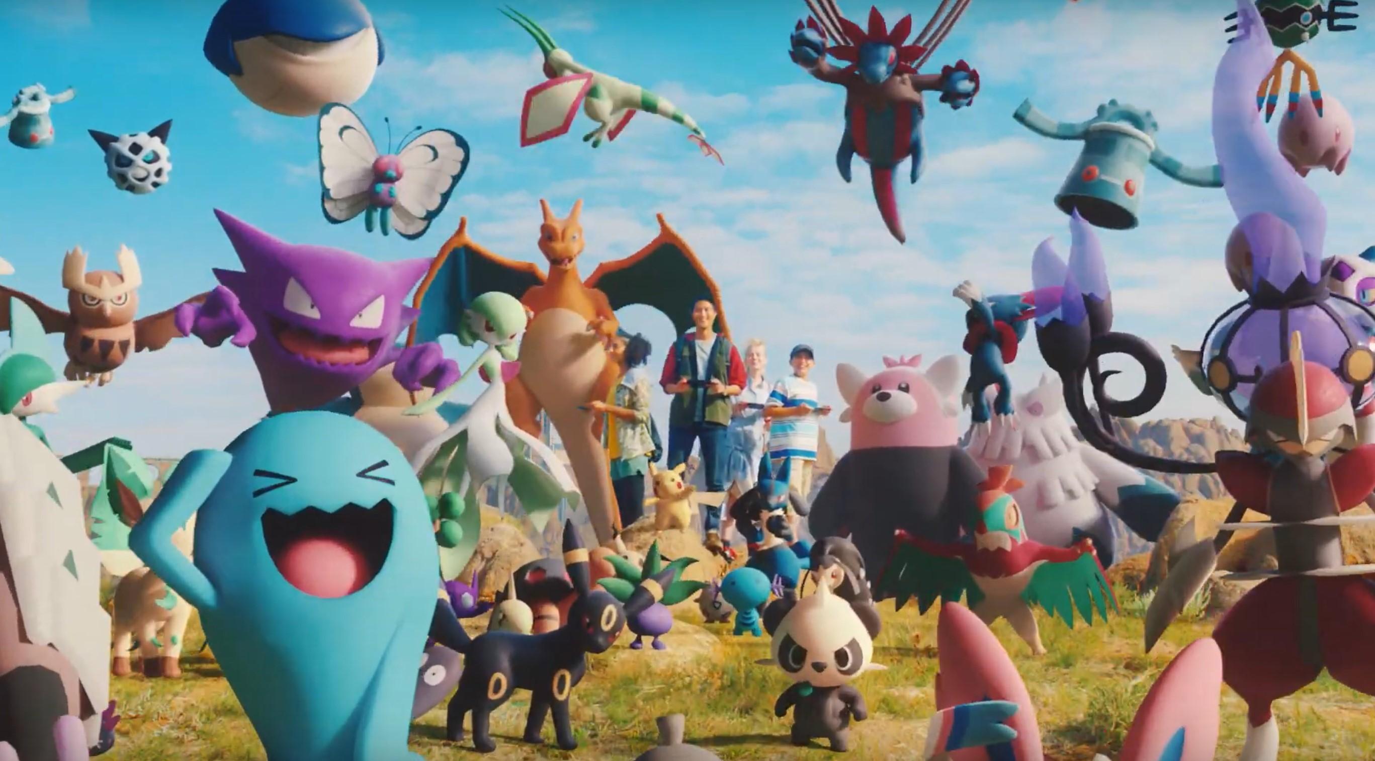 Pokémon Sword & Shield na kolejnym trailerze od Nintendo
