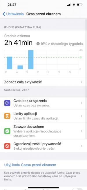 Recenzja iPhone'a 11 Pro Max. Największe jabłko błyszczy w nocy 47