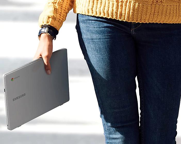 Względnie tani Chromebook 4 od Samsunga zaprezentowany w dwóch wersjach 20