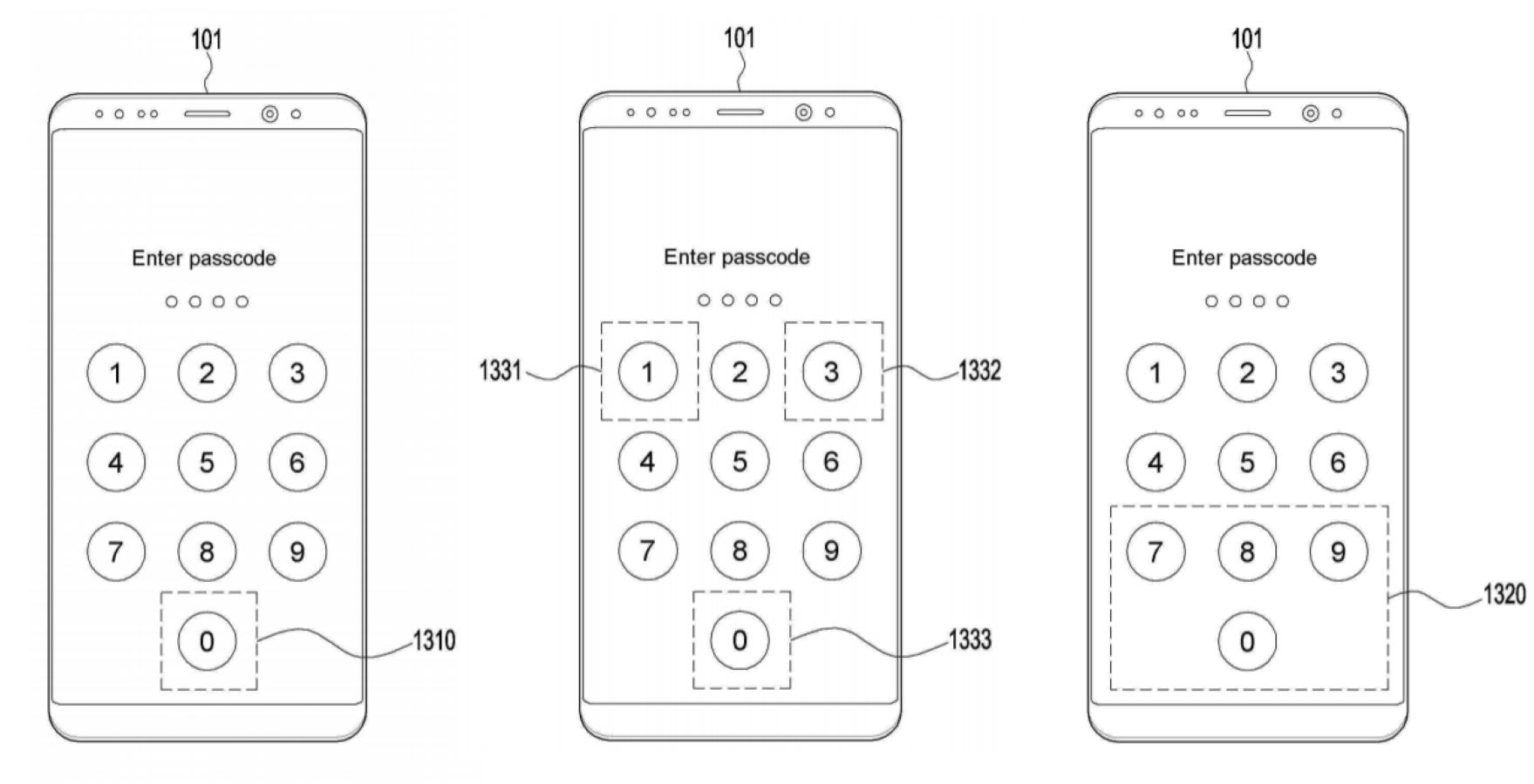 Samsung ma plan na połączenie czytnika linii papilarnych z kodem PIN 19