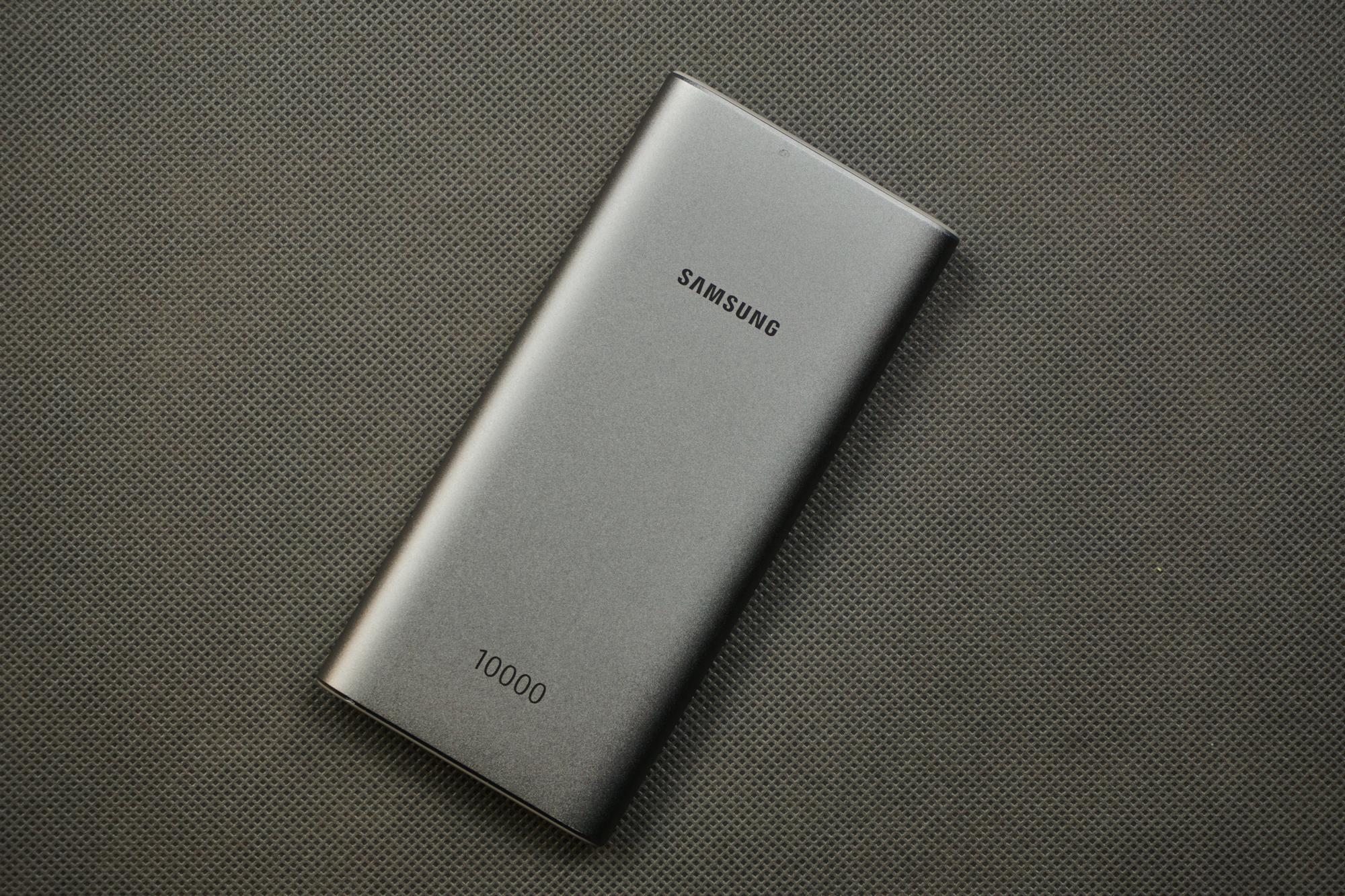 Recenzja Samsung Wireless Battery Pack - świetnie wykonanego powerbanku indukcyjnego 20 Samsung Wireless Battery Pack