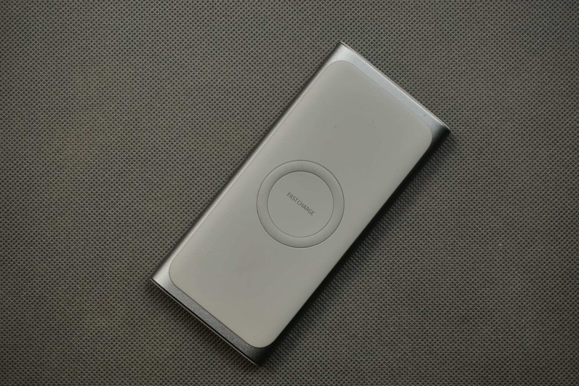 Recenzja Samsung Wireless Battery Pack - świetnie wykonanego powerbanku indukcyjnego 19 Samsung Wireless Battery Pack