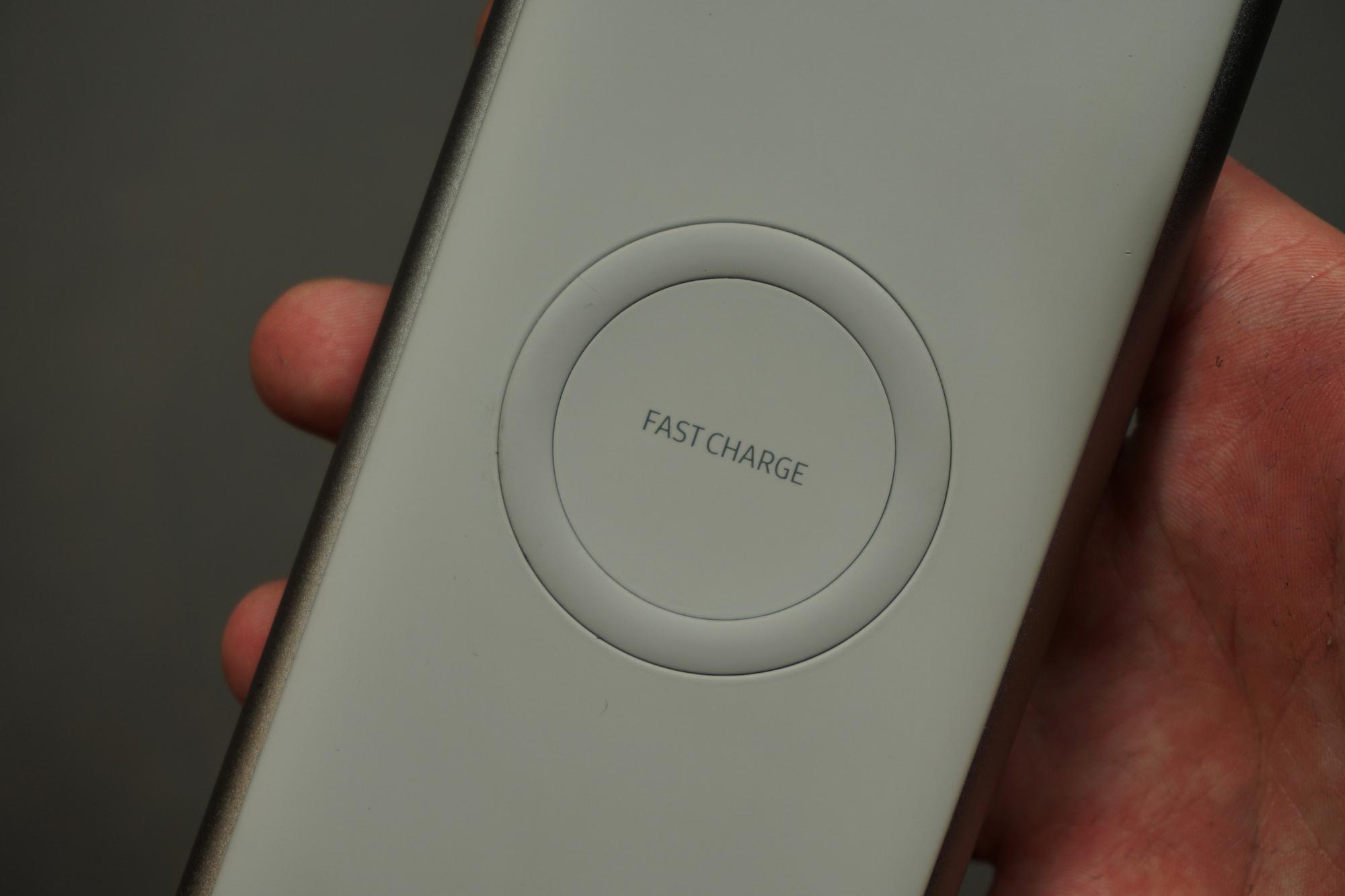 Recenzja Samsung Wireless Battery Pack - świetnie wykonanego powerbanku indukcyjnego 22 Samsung Wireless Battery Pack