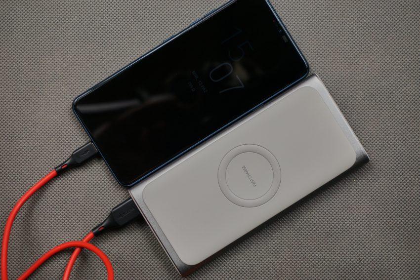 Recenzja Samsung Wireless Battery Pack - świetnie wykonanego powerbanku indukcyjnego 29 Samsung Wireless Battery Pack