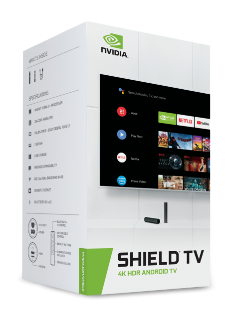 Nowy Shield TV - NVIDIA zaskakuje, dzisiaj premiera nie jednego, a dwóch Shieldów. Mamy polskie ceny! 19