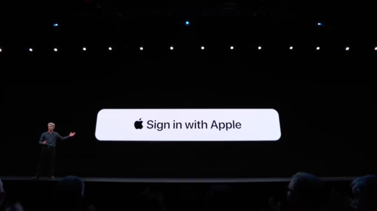 Apple naruszyło patenty? Twórca aplikacji pozywa firmę za funkcję Sign in With Apple