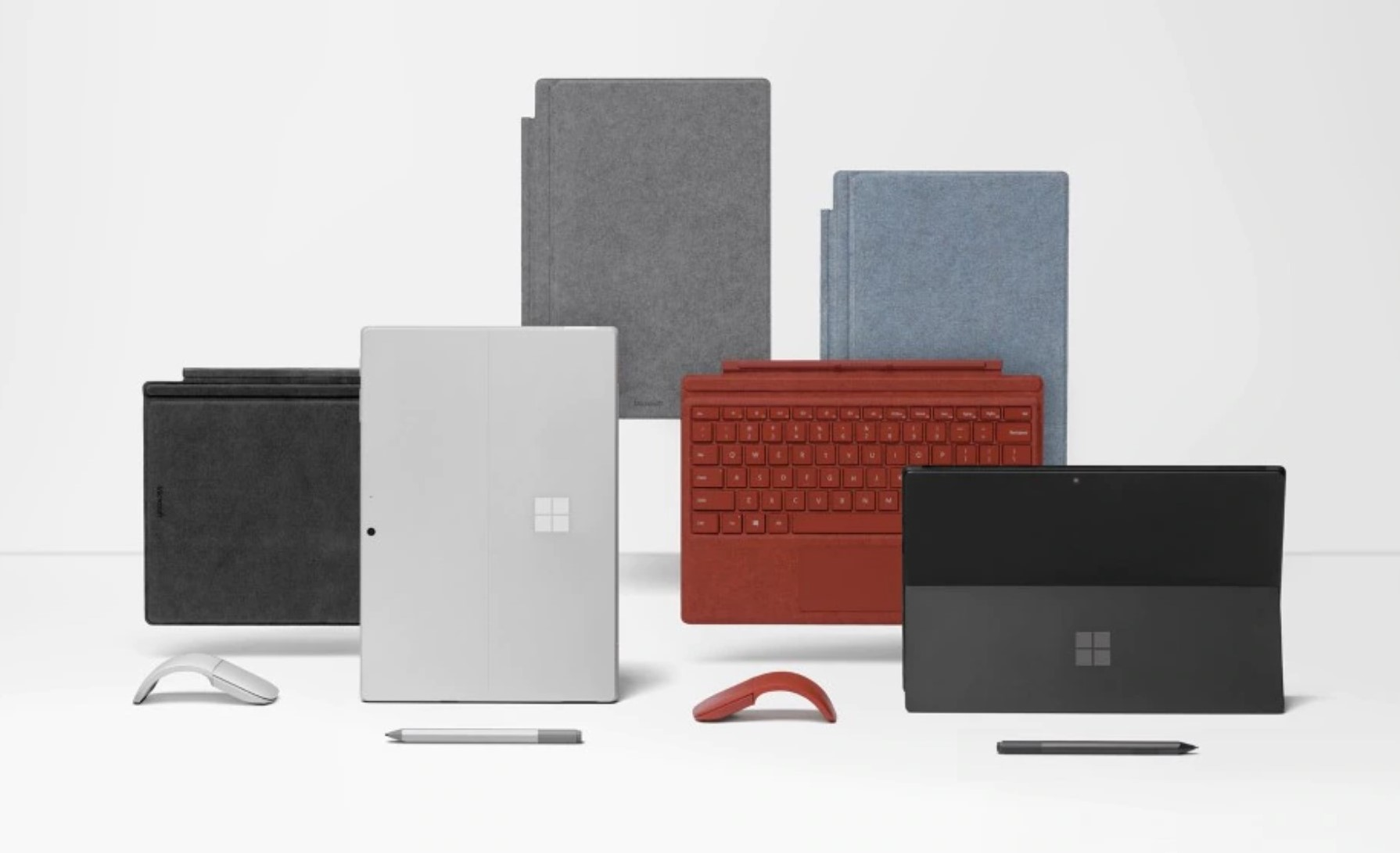 Microsoft Surface Pro 7 i Surface Laptop 3 - oto ceny w Polsce 21