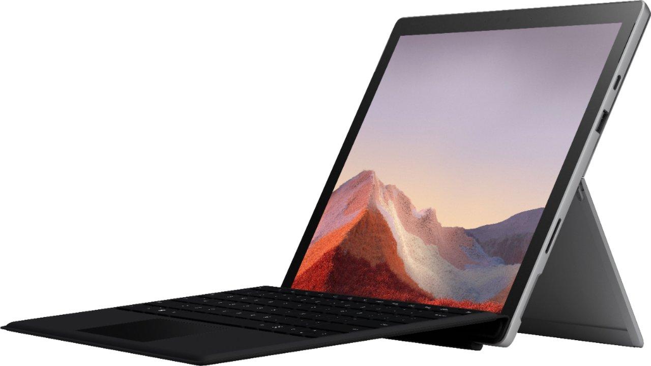 Microsoft Surface Pro 7, Surface na procesorze ARM i Surface Laptop 3 prezentują się znakomicie