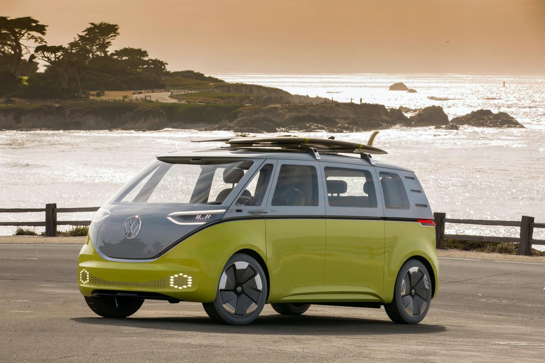 Volkswagen ma wprowadzić autonomiczne taksówki do 2025 roku 16