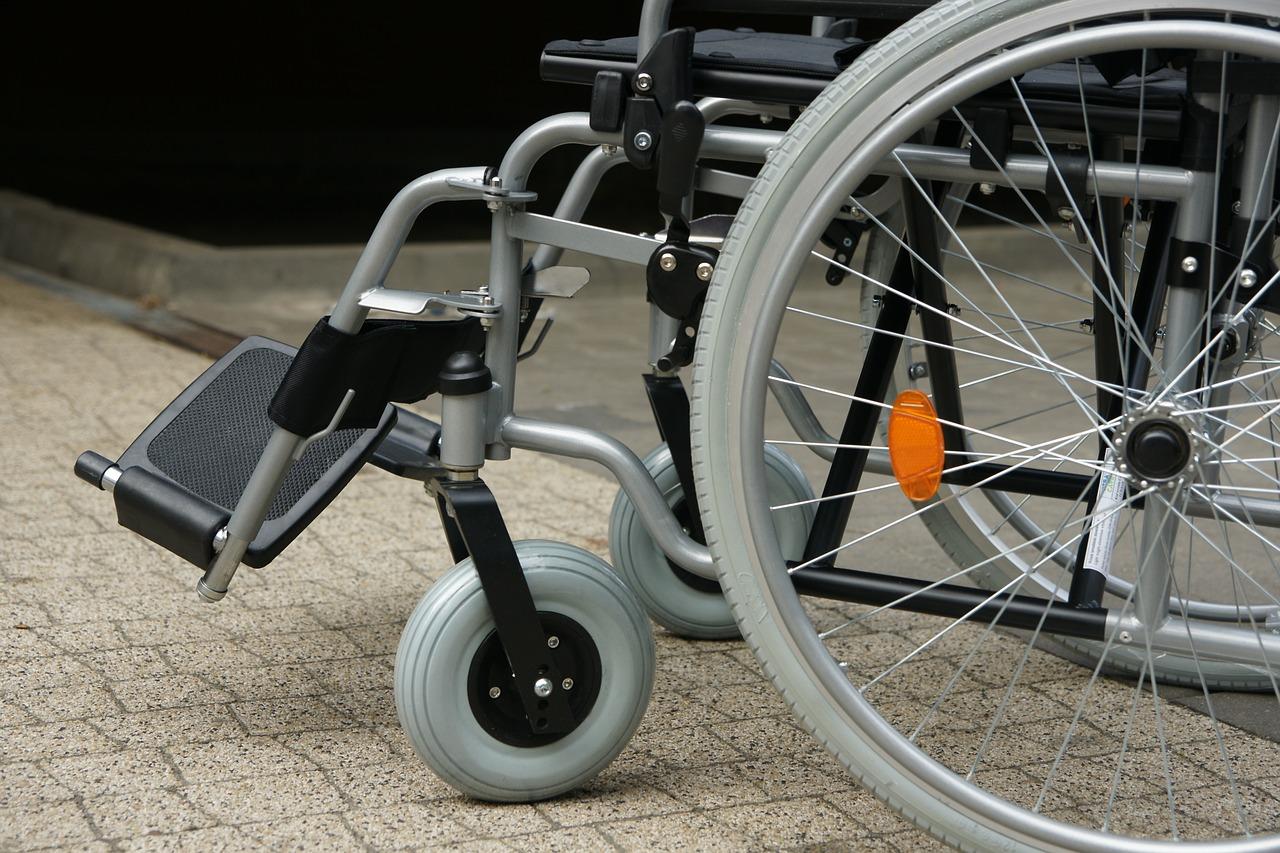 Sprzęt rehabilitacyjny można wypożyczyć przez internet, za darmo!