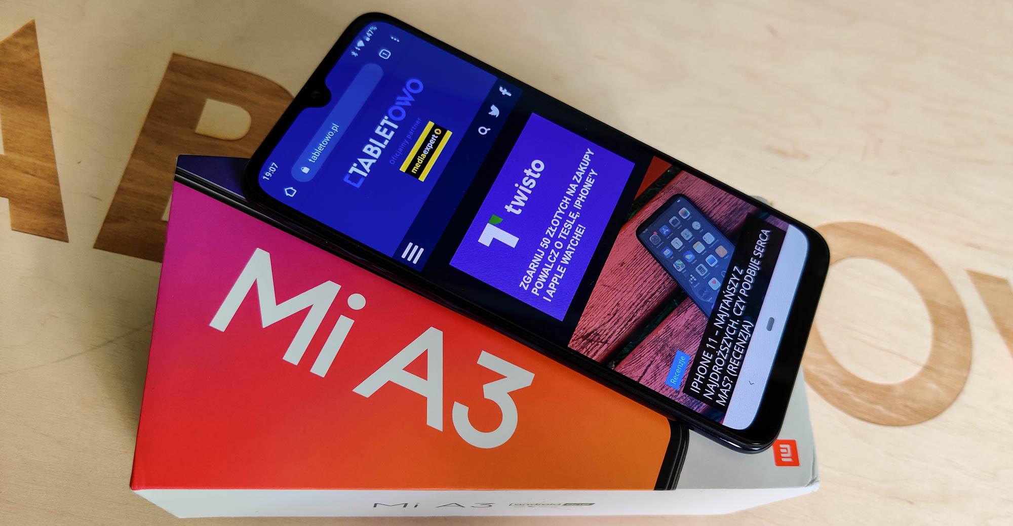 Android 10 dla Xiaomi Mi A3 opóźniony przez... koronawirusa SARS-Cov-2 20