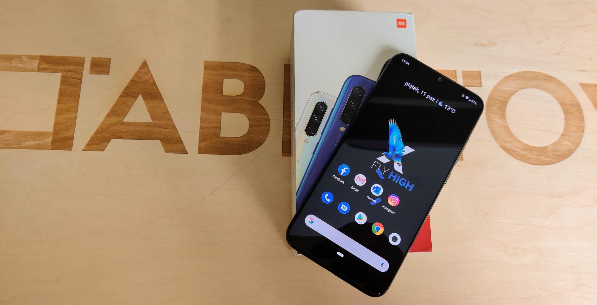Do czterech razy sztuka: Xiaomi Mi A3 w końcu ze sprawnym Androidem 10 18