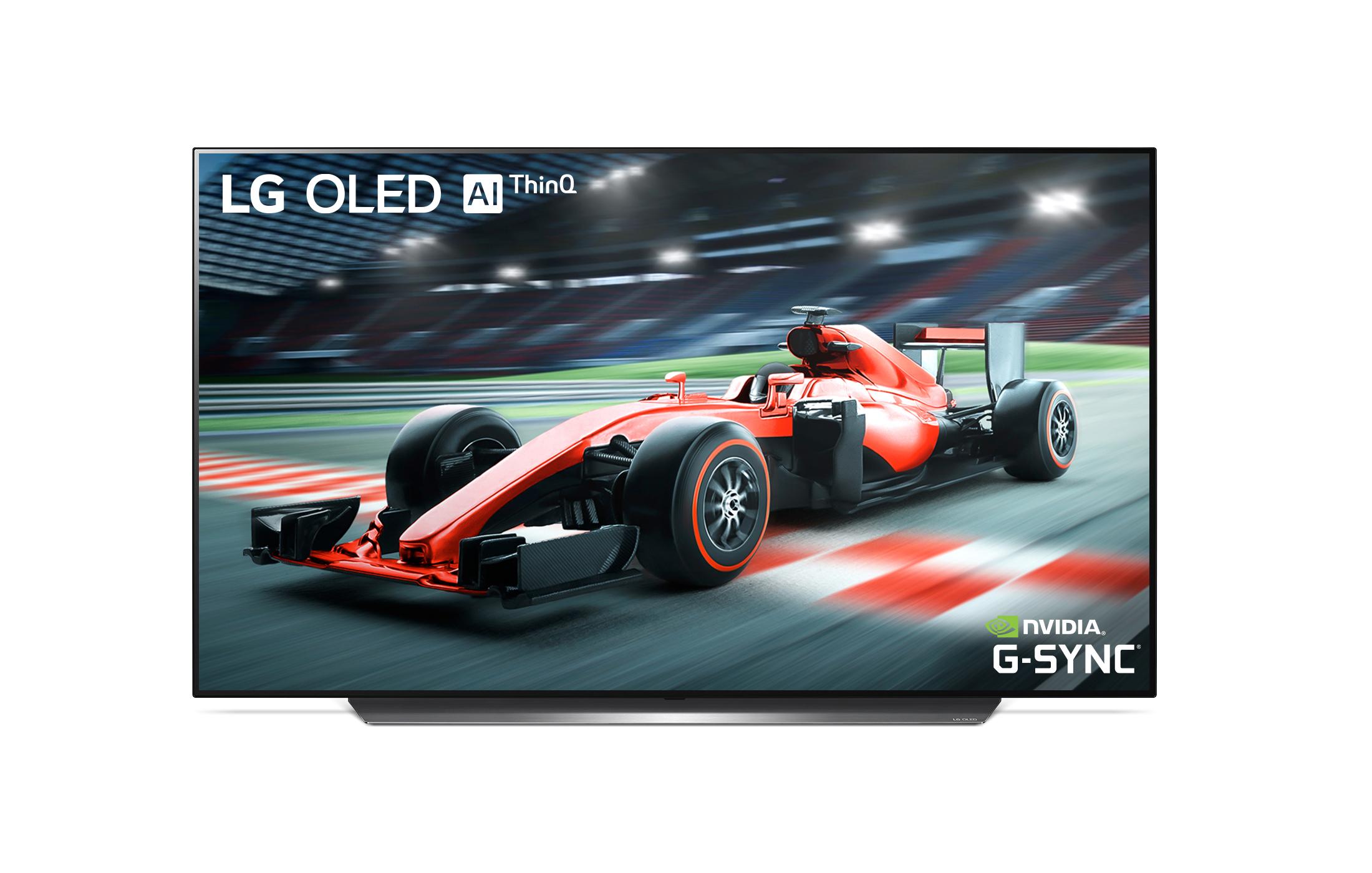 G-SYNC trafi na telewizory OLED od LG