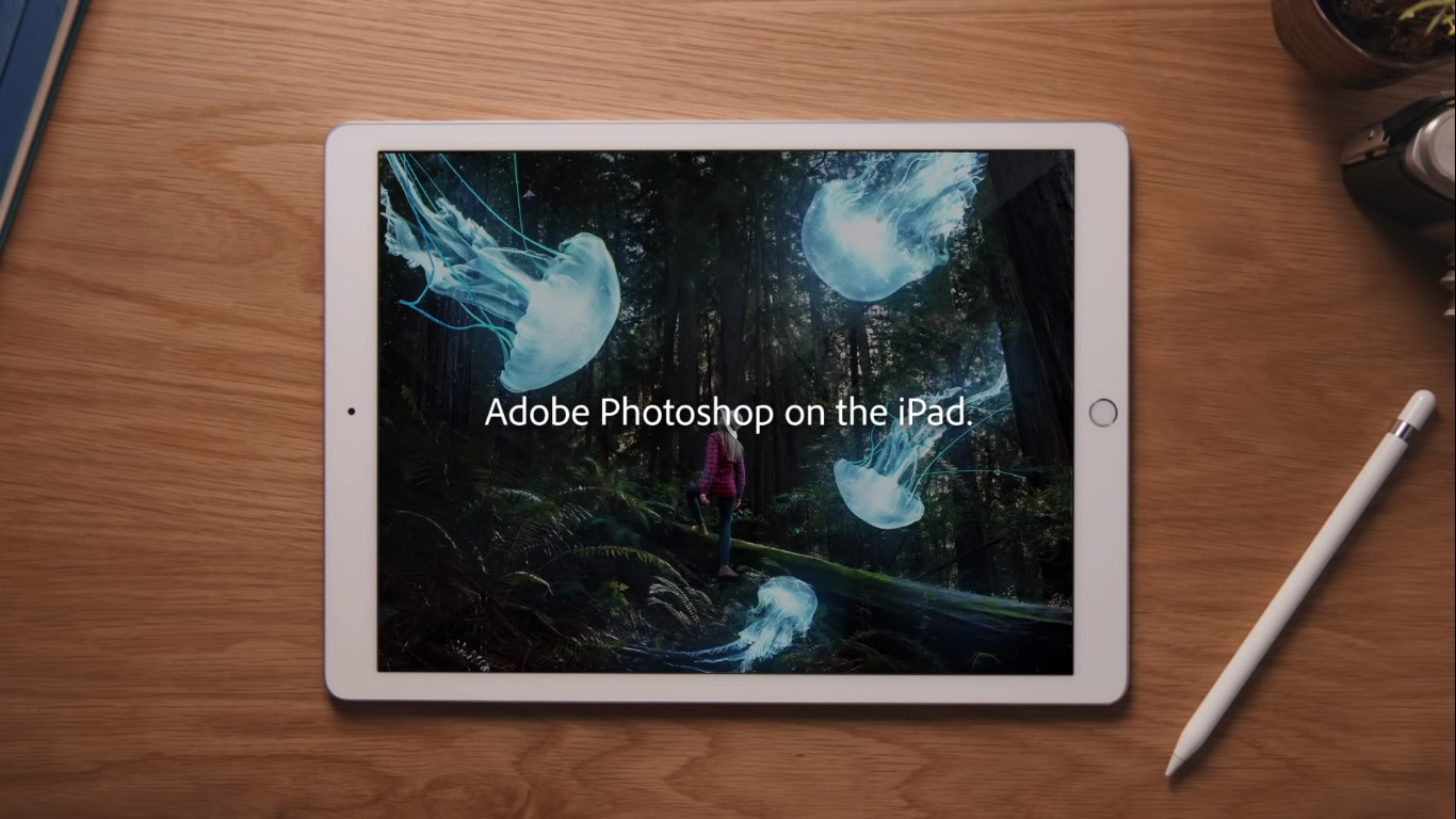 Adobe Photoshop iPad