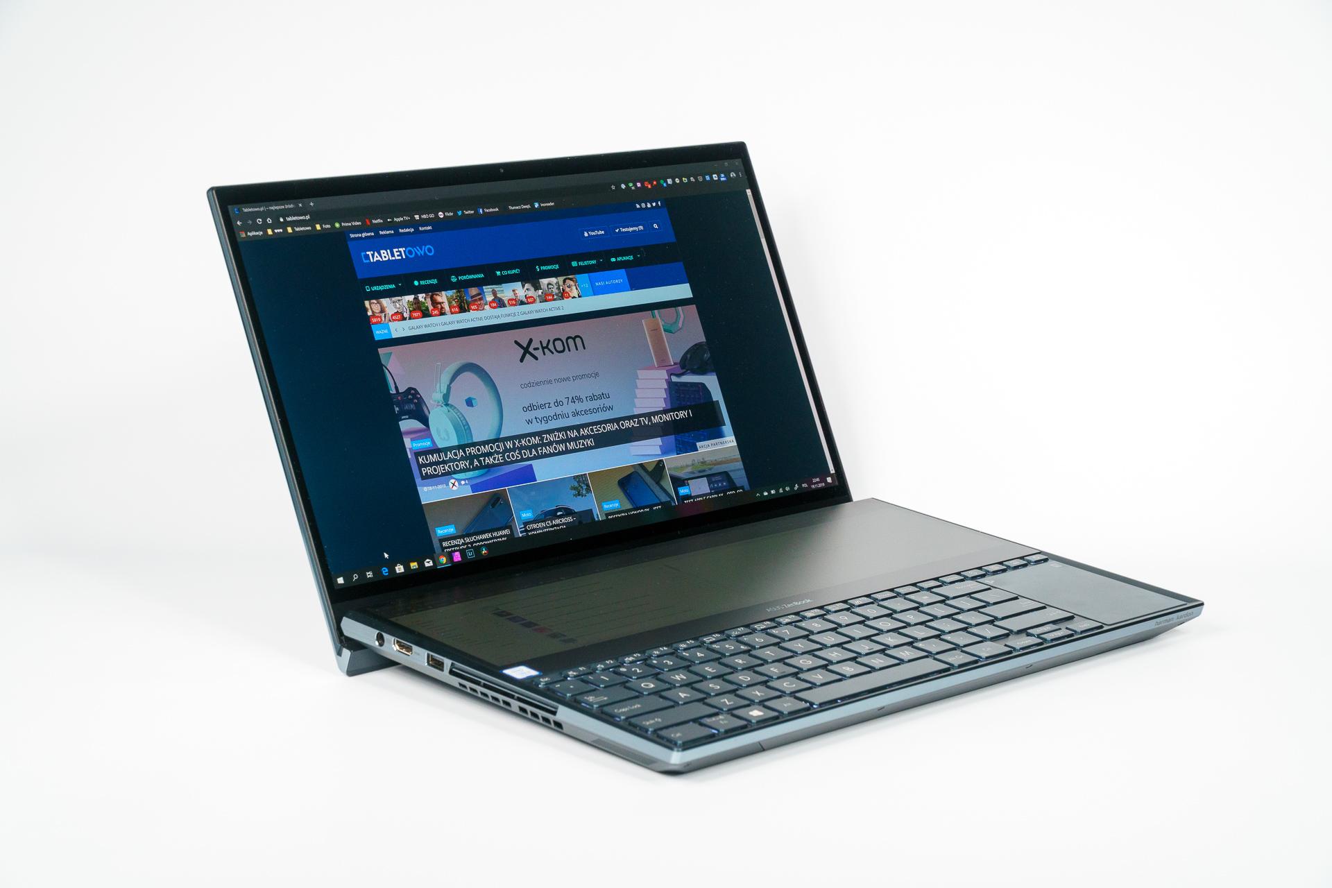 Asus ZenBook Pro Duo - laptop inny niż wszystkie (recenzja) 18