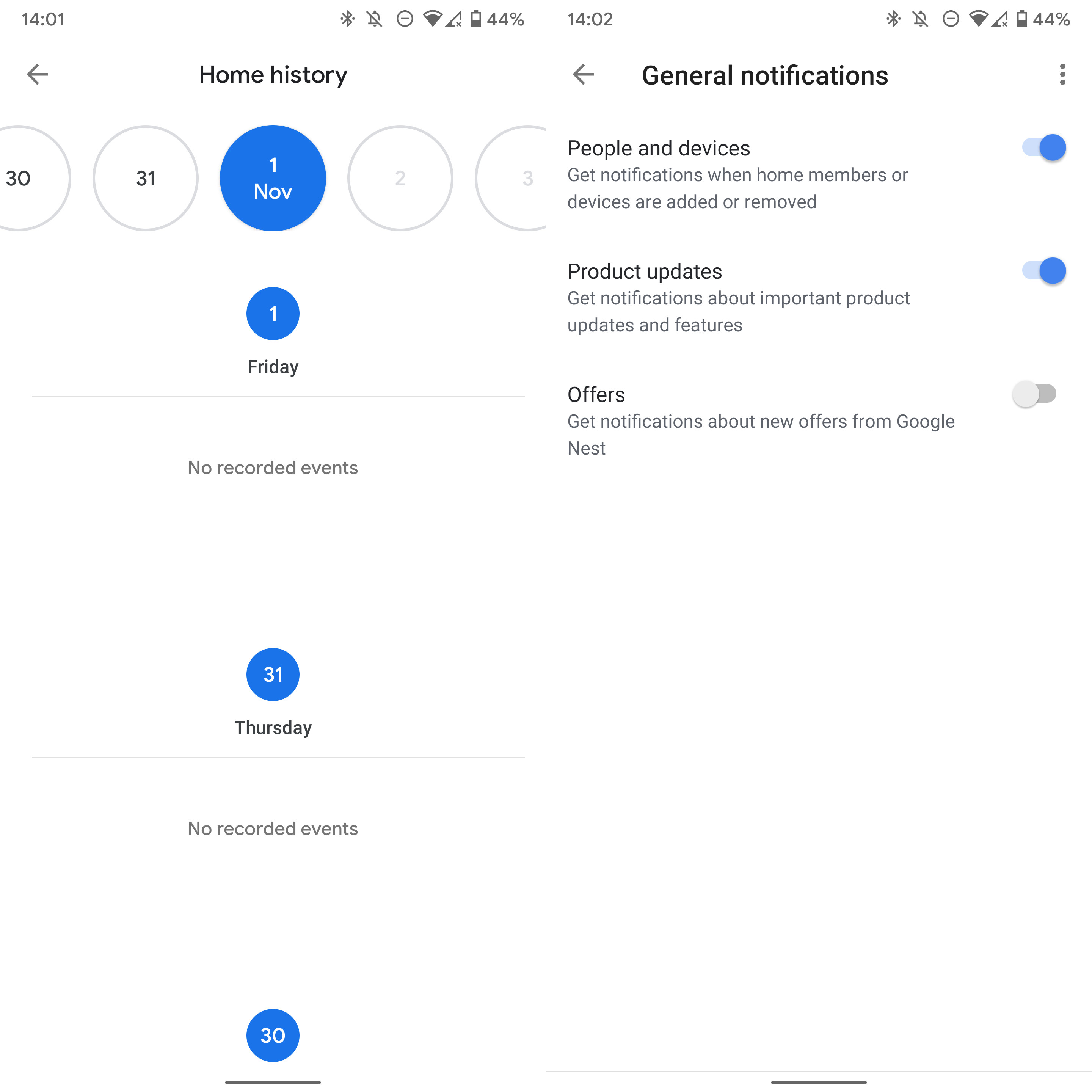 Google Home nowy interfejs / androidpolice