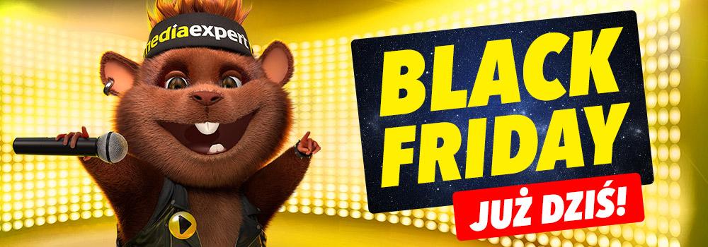 Prawdziwy Black Friday w Media Expert. Jest z czego wybierać 17
