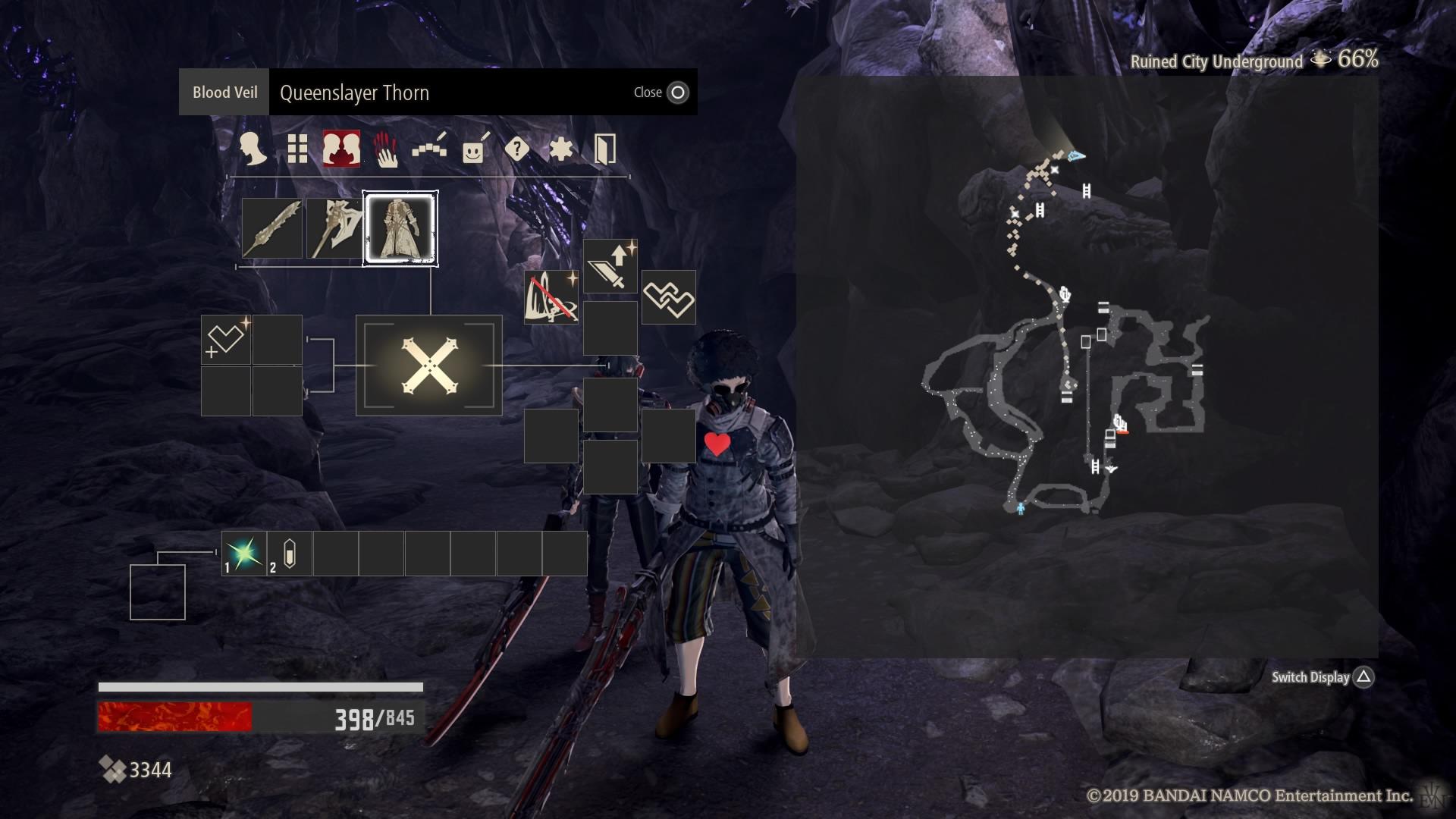 Code Vein - czyli Dark Souls w sosie słodko-kwaśnym (recenzja) 26