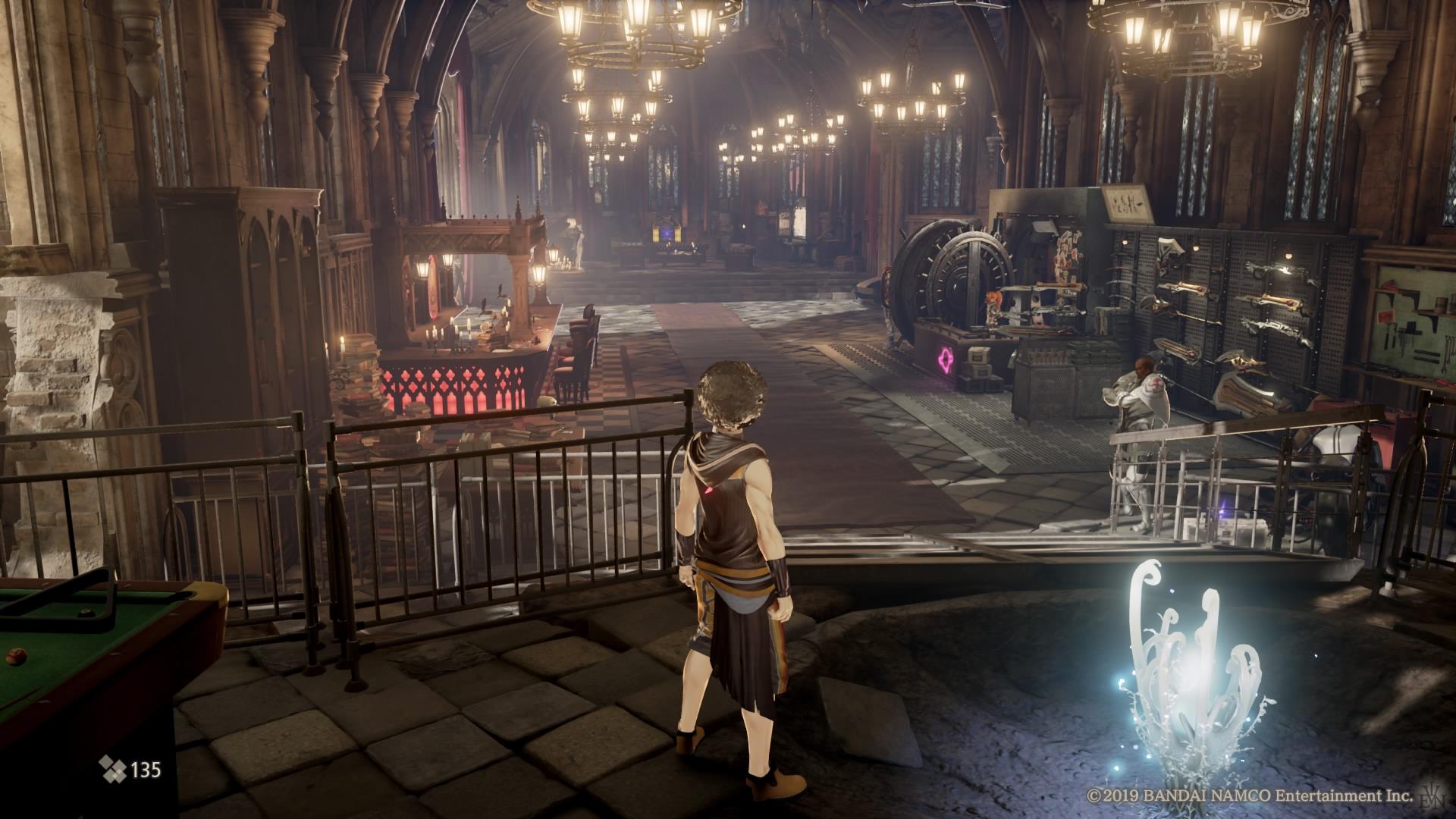 Code Vein - czyli Dark Souls w sosie słodko-kwaśnym (recenzja) 25