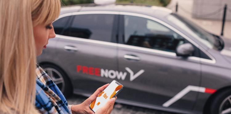 Promocja Orange Flex i FREE NOW - 50 zł zniżki na przejazdy i 50 zł zwrotu na kartę płatniczą 17