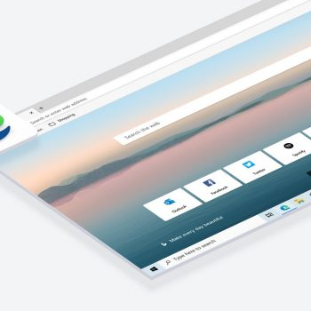 Microsoft Edge Chromium browser
