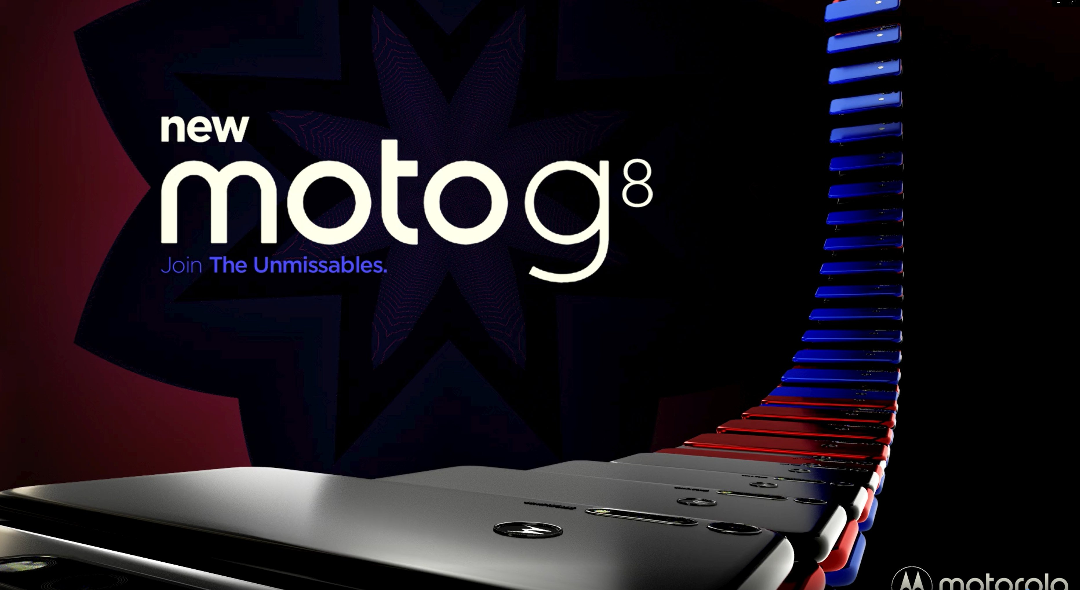 smartfon Motorola Moto G8