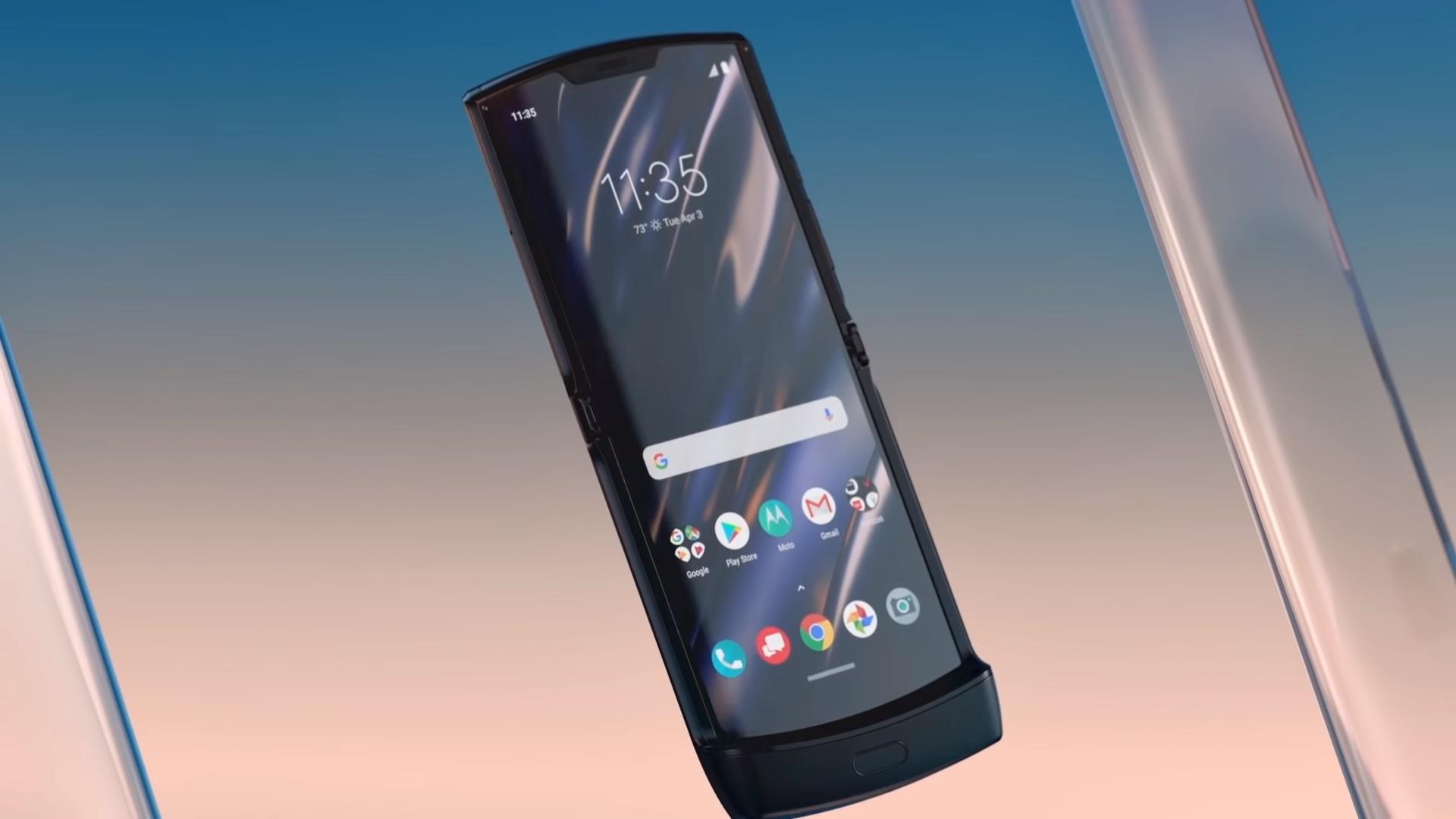 Motorola RAZR 5G będzie wyglądać tak samo jak Motorola RAZR