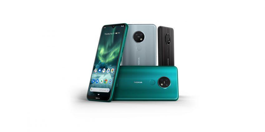 smartfon Nokia 7.2
