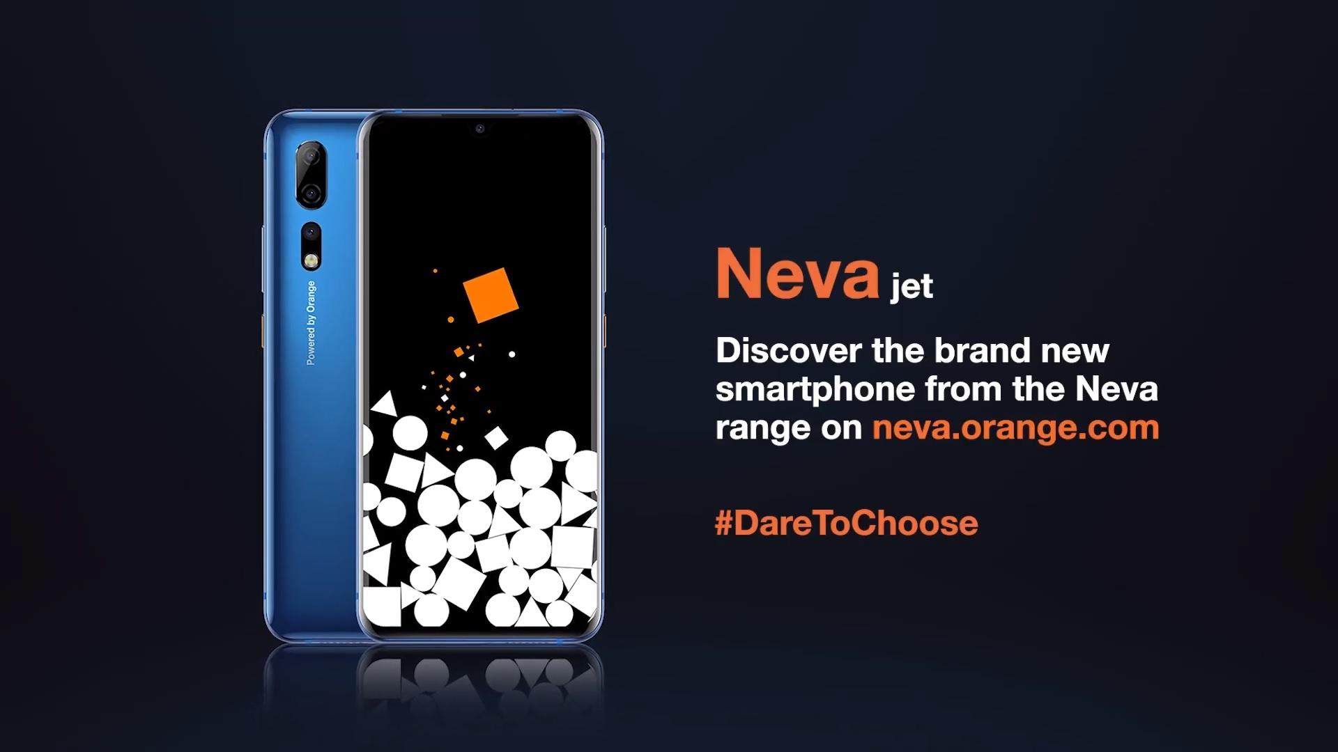 smartfon Orange Neva Jet