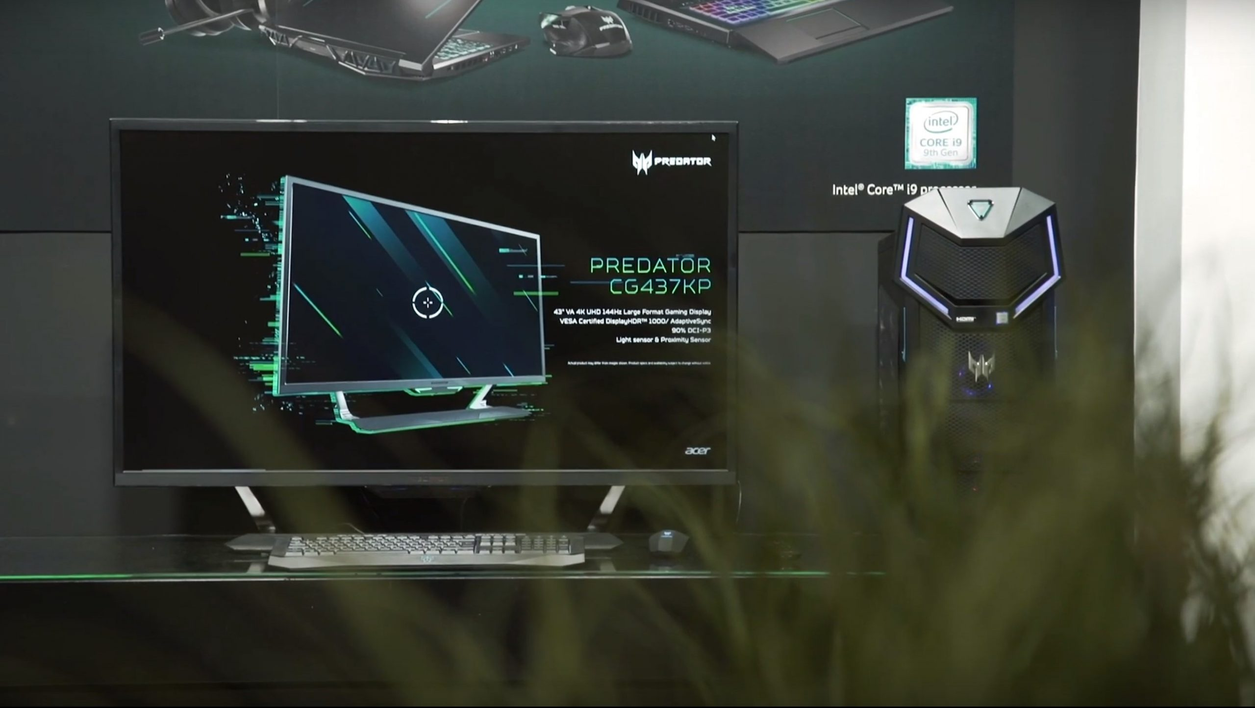 Predator CG437KP, czyli 43-calowy monitor dla graczy już w Polsce 27