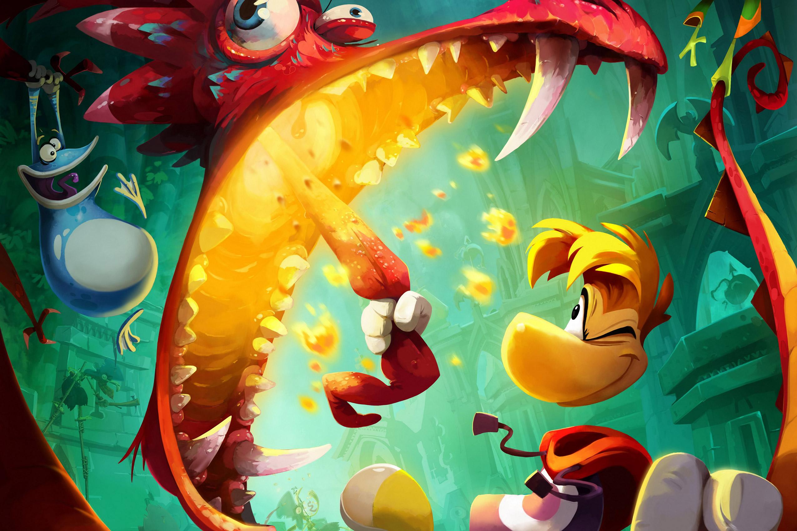 Rayman Legends za darmo w Epic Games Store (+ promocje na inne gry) 21