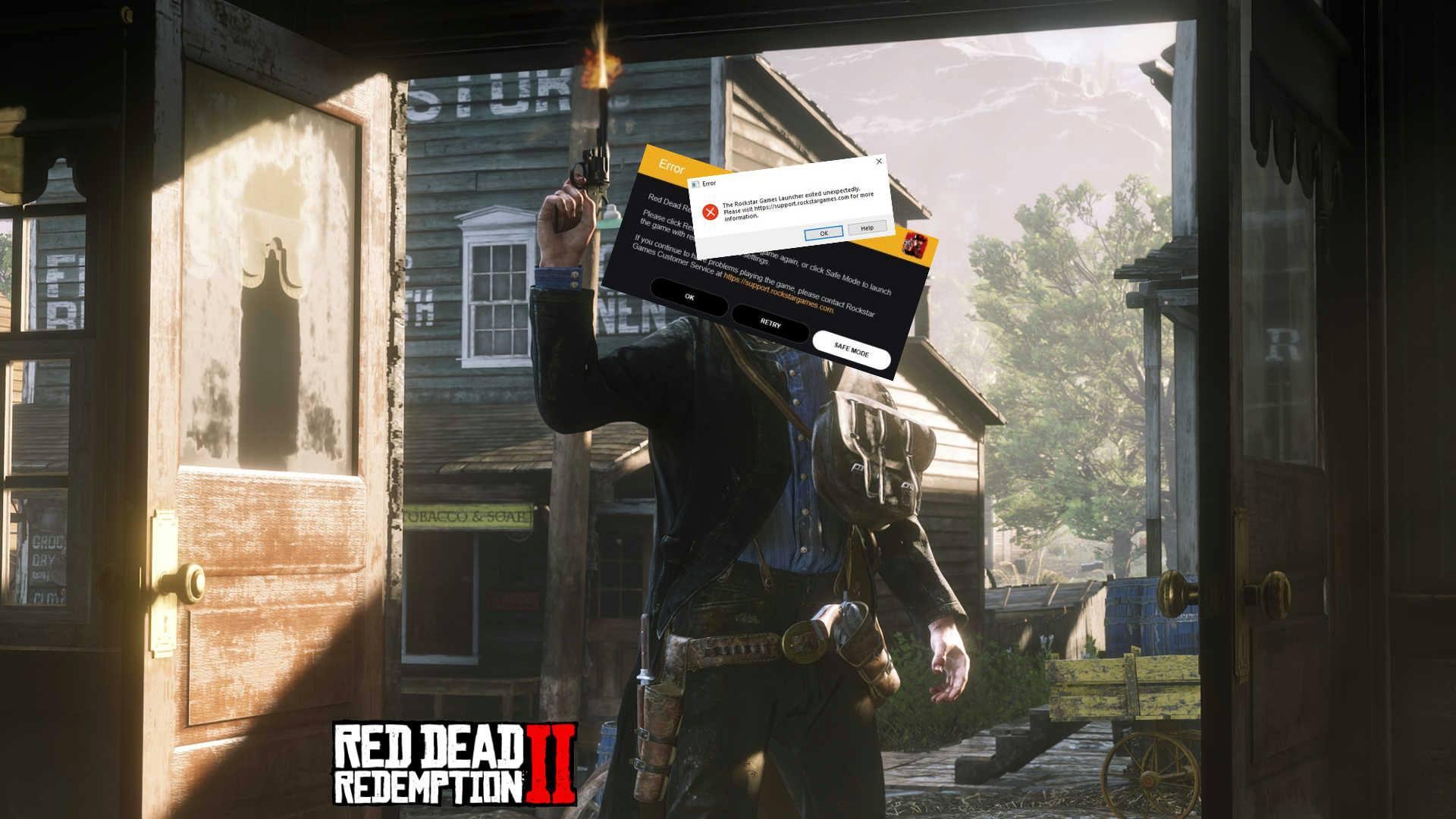Red Dead Redemption II z patchem, który w końcu pozwoli uruchomić Wam grę 19