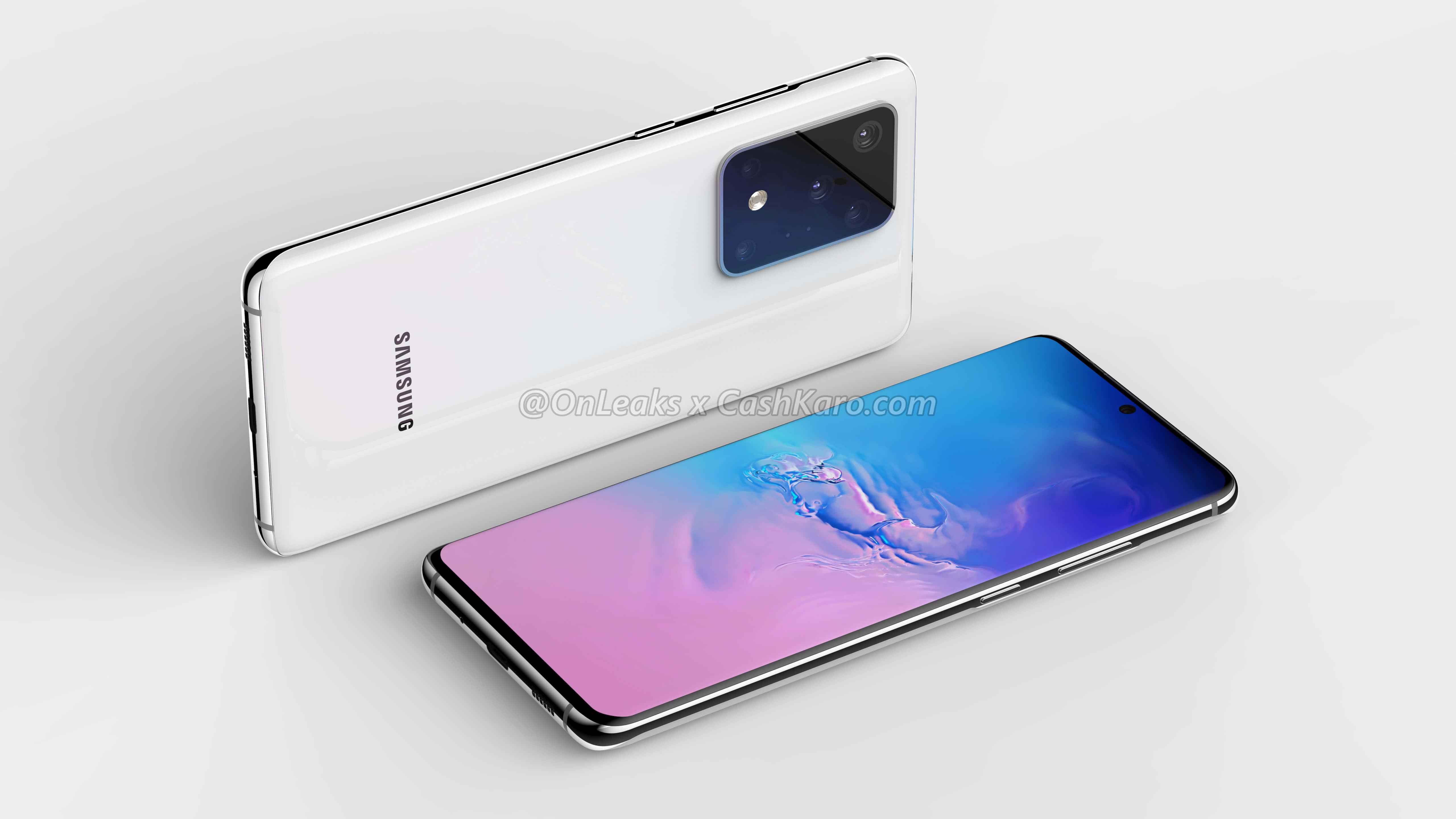 smartfon Samsung Galaxy S11+