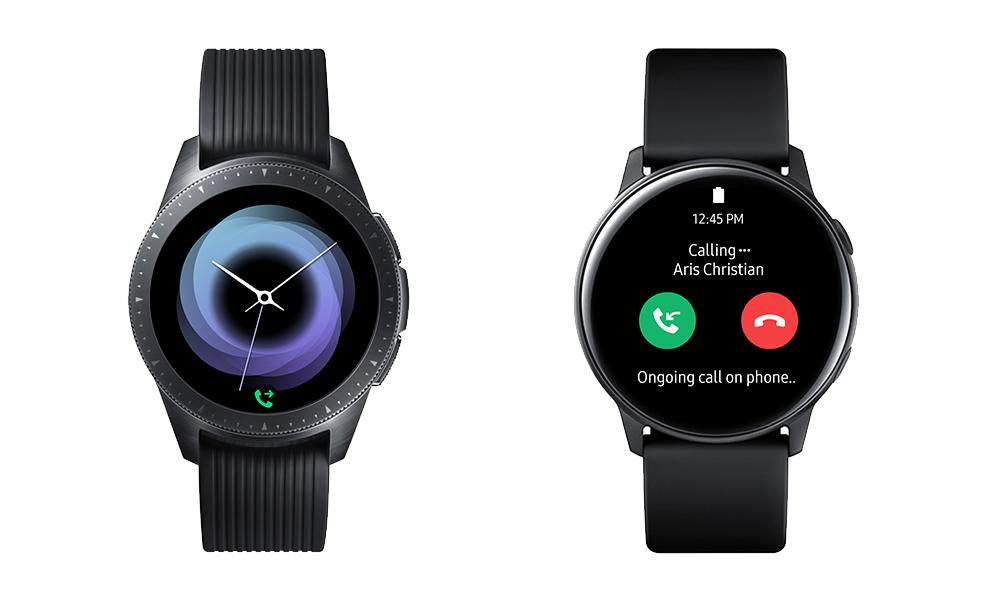 Galaxy Watch i Galaxy Watch Active dostają funkcje z Galaxy Watch Active 2 20