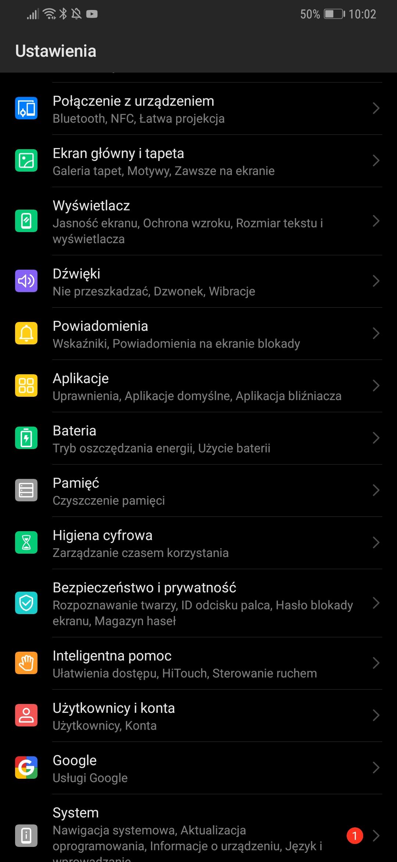 Jak działa Android 10 na Huawei Mate 20 Pro? Testujemy nowy system z nową nakładką - EMUI 10 18 Huawei Mate 20 Pro