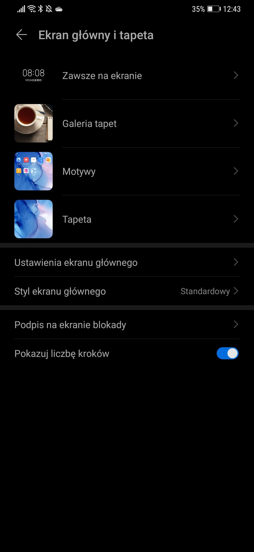 Huawei Android 10 EMUI 10 beta