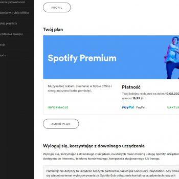 Promocja: trzy miesiące Spotify Premium za 19,99 zł 19
