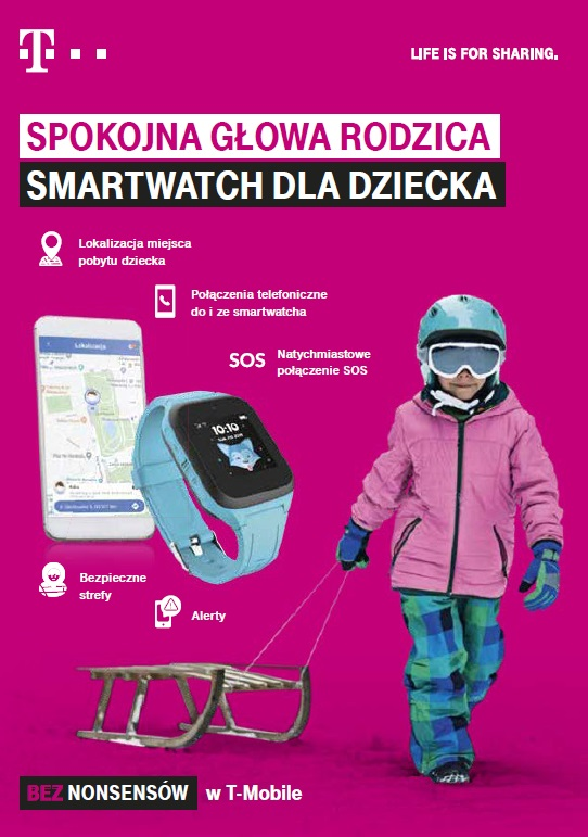 smartwatch T-Mobile Family Watch