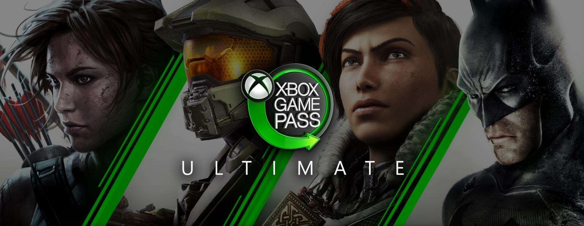 """Znalezione obrazy dla zapytania: xbox game pass ultimate"""""""