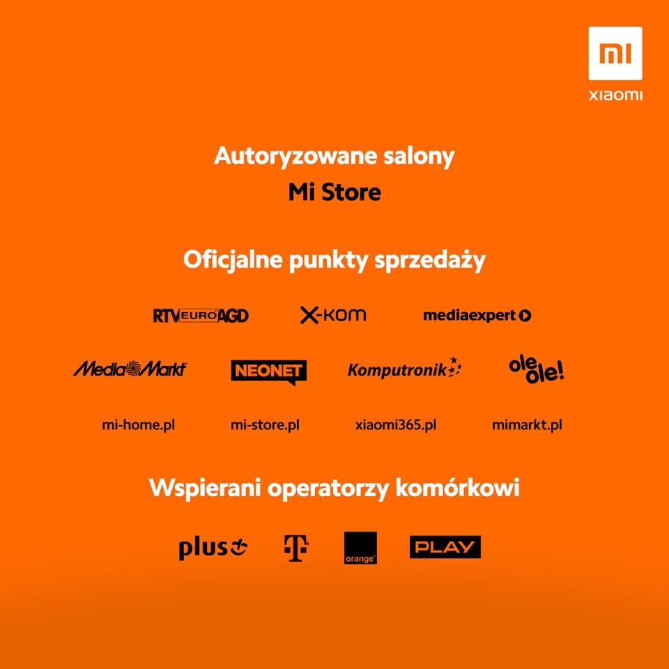 Uważaj, gdzie kupujesz produkty Xiaomi