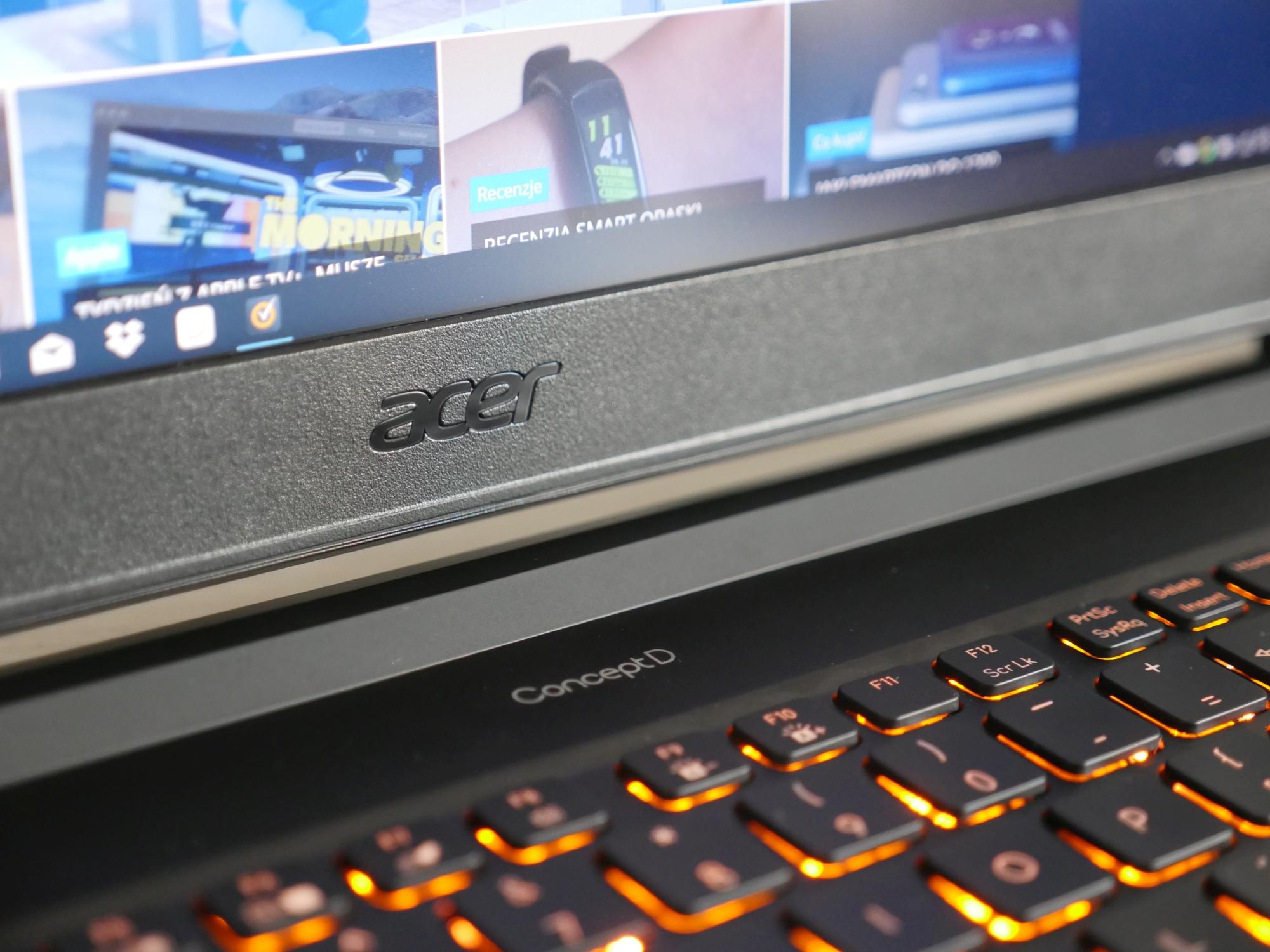 Acer ConceptD 5 Pro - na taki sprzęt czekałem! 24