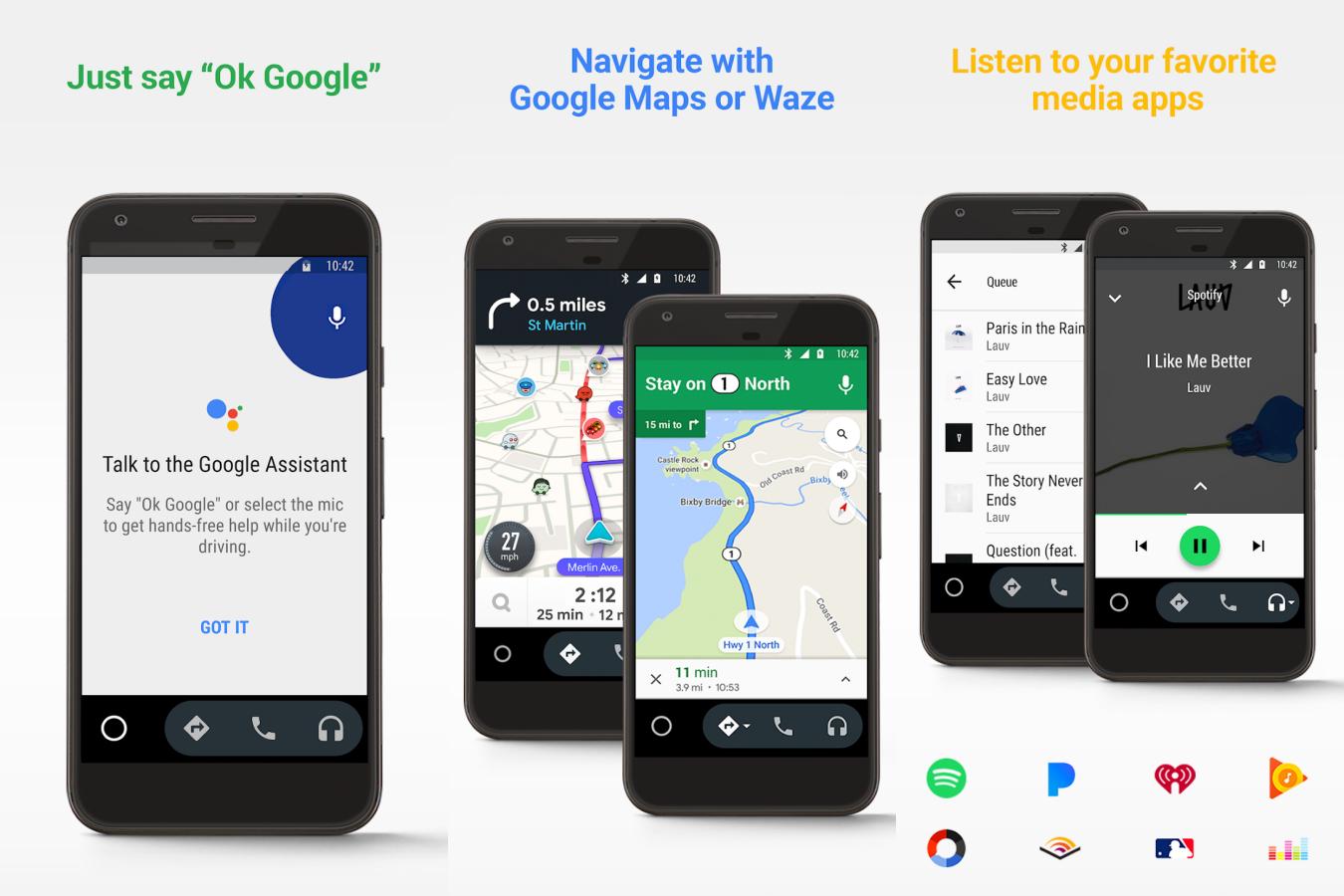 Android Auto for Phone Screens – nowa aplikacja dla kierowców już dostępna 17
