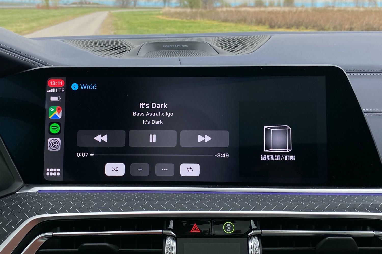 Test Apple CarPlay - oto, co oferuje kierowcom iPhone z iOS 13