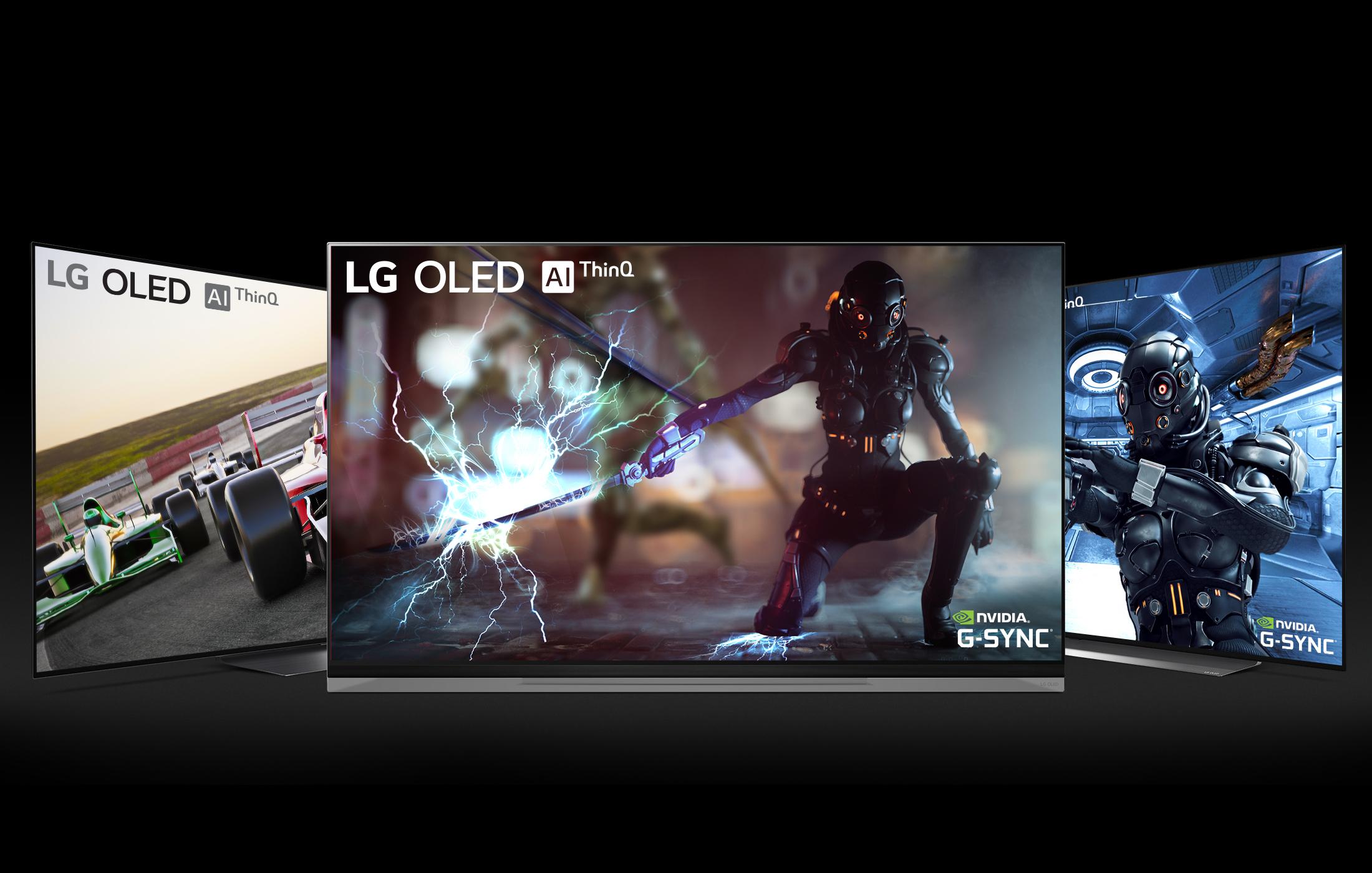 G-SYNC trafi na telewizory OLED od LG 26