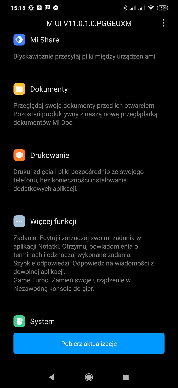 Cieszmy się! Xiaomi Redmi Note 8 Pro dostaje aktualizację do MIUI 11 w Polsce